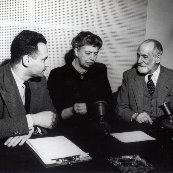 Permanent Collection of the Eleanor Roosevelt Papers. © The George Washington University
