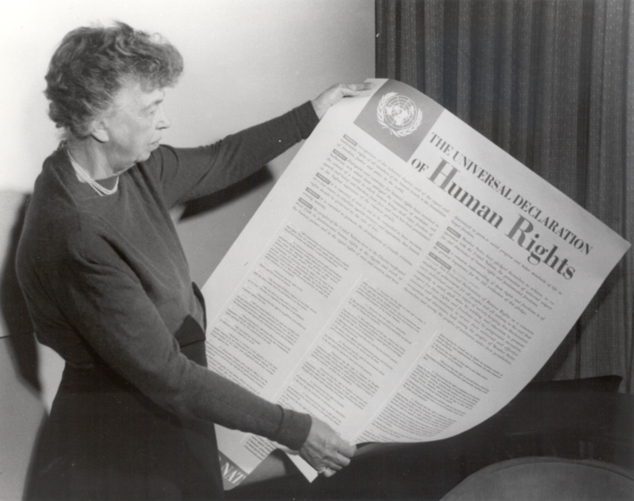Permanent Collection of the Eleanor Roosevelt Papers