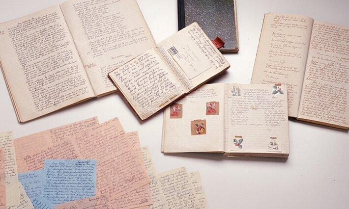 Diaries of Anne Frank